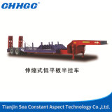 Lowbed Telescopic Semi Trailer 2