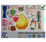 Color Fridge Decorative Magnetic Label