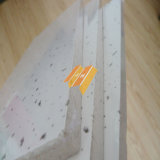 12mm 595*595, 603*603mm Mineral Fiber Acoustic Ceiling