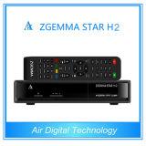 Zgemma-Star H2 DVB-S2 with Hybrid DVB-T2/C Tuner Satellite Receiver