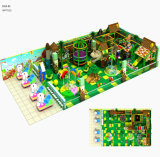 Jungle Forest Themed Indoor Play Structure (TY-0312-05)