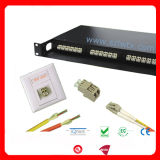 Customer Branded/Unbranded Patch Panel (CAT6A/CAT6/CAT5E)