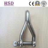 Stainless Steel Twist Shackle, Ss316 Nickel 10%-12%, Ss304 Nickel 8%-10%