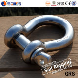 Stainless Steel 316 Us Type Screw Pin Anchor G209 Shackle