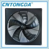 Axial Fans With External Rotor Motor