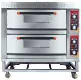 Stainless Steel Electric Bakery Oven For Pizza and Cake with Stone (WDL-2)