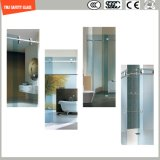 Adjustable 6-12 Tempered Glass Sliding Simple Shower Room, Shower Enclosure, Shower Cabin
