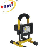 High Power 40 W Rechargeable LED Flood Light