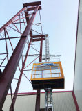 Xmt/Xuanyu Single /Twin Cage Super Height Material and Passenger Construction Elevator