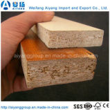 Melamine Paper Faced/ Raw Particle Board Chipboard From Shandong