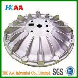 Aluminum Alloy Die Casting Process Pump Cover