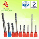 Manufacturer for CNC Machining Carbide Milling Tools
