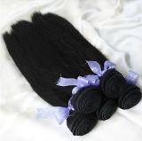 6A Peruvian Virgin Hair Straight 3bundles Dark Brown #2 Light Brown #4 Virgin Peruvian Hair Cheap Human Hair Extension No Tangle