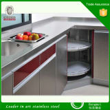 Kitchen Cabinet PVC Lamination Stainless Steel Sheet for Decoration