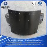 Hot Sale Scania Brake Shoe with Qt450 Material SGS Passed