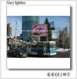 High Resolution Outdoor Full Color Stationary-Mounted P10, P12, P14, P16, P20 LED Advertising Display Screen