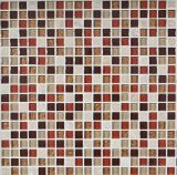 Glass Hotel Decoration Wall mosaic