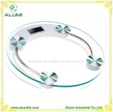 Tempered Glass Digital Weighing Body Scale with LCD Display