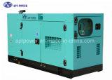 Mobile 24kw Isuzu Industrial Diesel Generators 30kVA for Military and Turbo