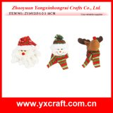 Christmas Decoration (ZY14Y215-1-2-3) Christmas Head