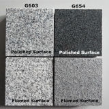 Cheap China G603 / G654 Grey Granite for Paver or Flooring