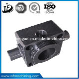 Stainless Steel 1.435/1.4401 CNC Machine Center Cutting Machining Parts for Hydraulic Cylinder