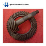 BS5087 12/43 Truck Parts Spiral Bevel Gear Differential Helical Bevel Gear