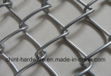 Low Carbon Chain Link Fence/Diamond Mesh with Good Quality