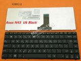 Laptop Keyboard/Computer Keyboard/Computer Mouse for Asus X42j Us Layout