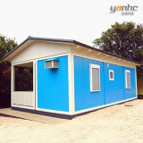 Steel Structure Prefabricated Container House (C-H 138)