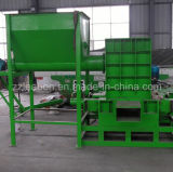 Used Wood Shavings Sawdust Compress Baler Machine