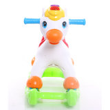 Amazing New Simple Style Rocking Horse Car with Music