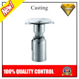 Stainless Steel Casting Solid Handrail Bracket for Post Adjustable (JBD-A054)
