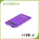 4000mAh Ultra-Thin Mobile Power Bank/Portable Power Bank (SPB-1002)