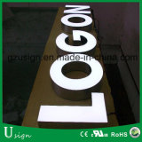 Customized Design Sign Board LED Light for Business Used Signs