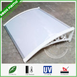 Polycarbonate PC Outdoor Canopy Balcony Awnings Design