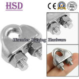 Rigging Hardware Ss316 DIN741 Wire Rope Clamp for Wire Rope