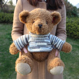 Free Shipping Brand Russ Plush and Stuffed Toy Bear, Can Be Customized, 30cm, 1PC