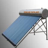 Integrative Pressure Solar Heater for Resident House