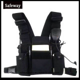 Two Way Radio Backpack Pouch for Kenwood Baofeng