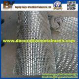 Decorative Wire Mesh for Column Cladding