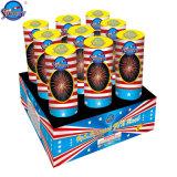 9 Shots Big Special Fireworks Rack
