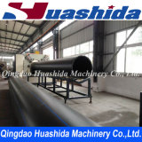 Pre-Insulated Pipe Extrusion Line HDPE Plastic Pipe Extruder