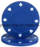 4G Poker Chip with One Color Print (SY-A05)