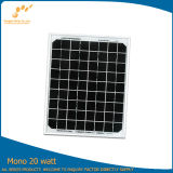 Hot Sale Solar PV Module for Street Light System (SGM-20W)