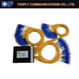 1 to 64 Fiber Optical PLC Splitter