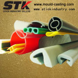 New Promotional Custom Plastic Extrusion Parts