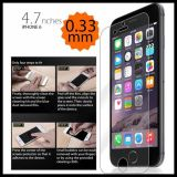 Top Quality 0.33 Mm LCD Clear Tempered Glass Screen Protector Protective Film for iPhone 6