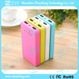 Dual USB Port 4000mAh Power Bank with Suction (ZYF8026)