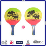 China Hot Sale Cheap Price Wooden Beach Racket
